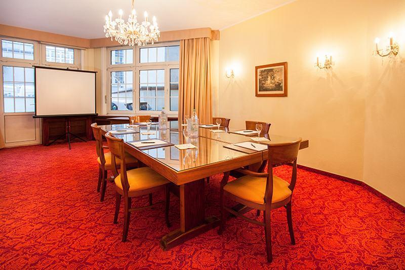 Centro Hotel National Deluxe (كنترو هتل نشنال دلوکس)  Conferences