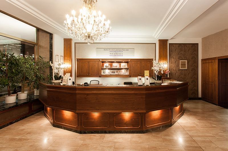 Centro Hotel National Deluxe (كنترو هتل نشنال دلوکس)  Lobby