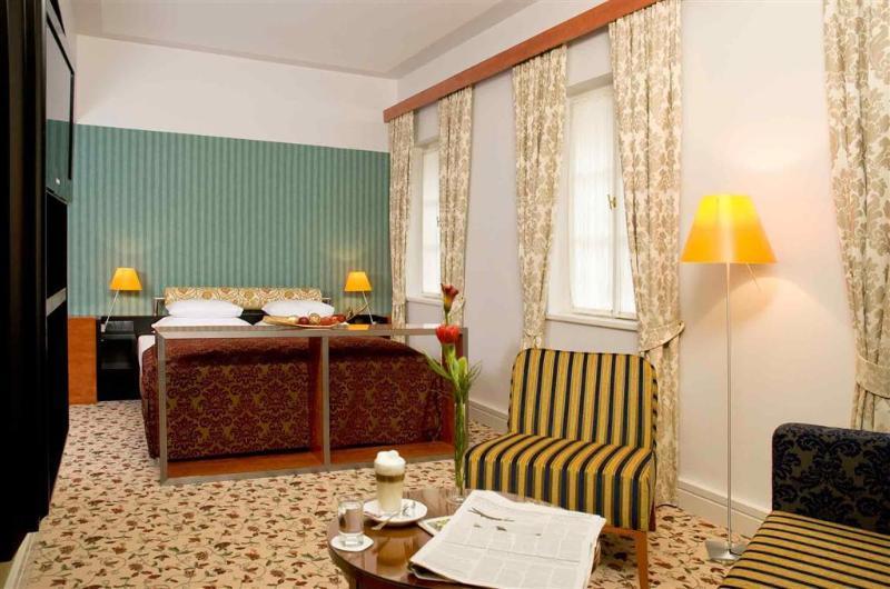 Mercure Grand Hotel Biedermeier Wien (مركور گرند هتل بیدرمیر وین)  Room