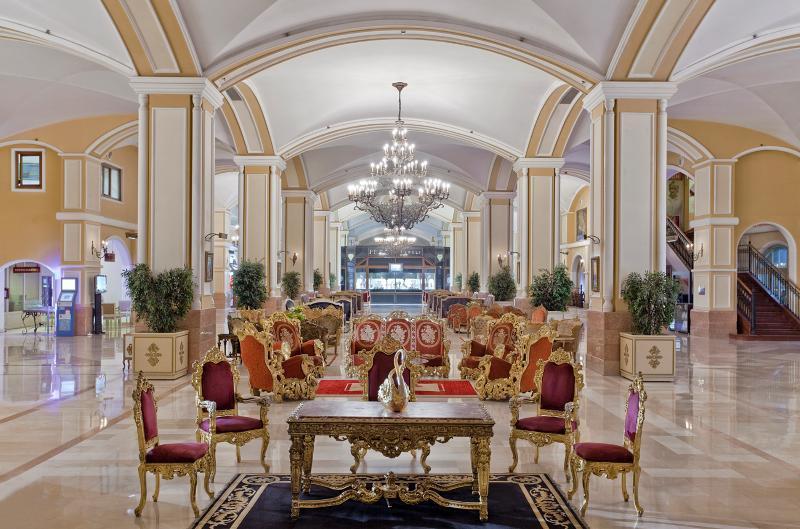 Pgs Kremlin Palace All Inclusive (پگس كرملین پالاس آل اینكلوسیو)  Lobby