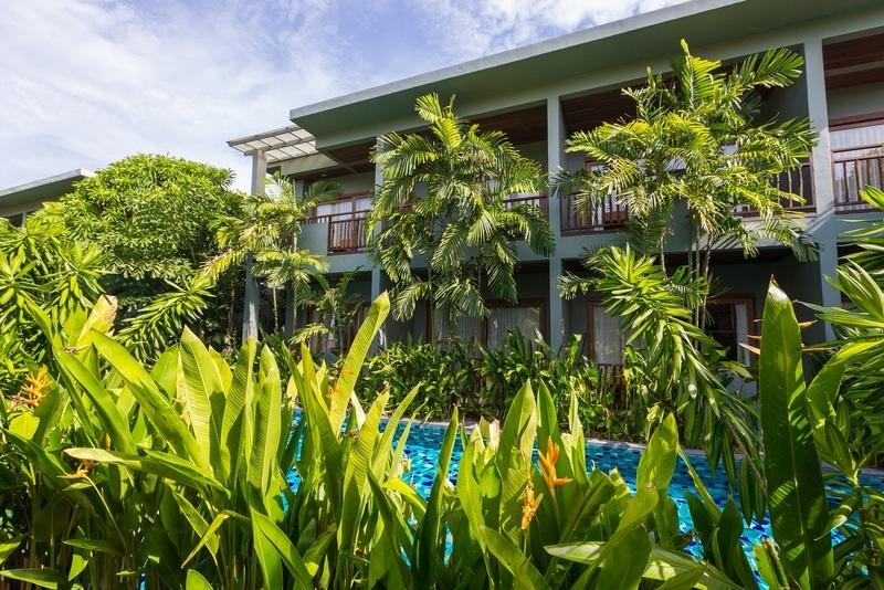 Metadee Resort & Villas (متادی ریزورت و ویلاس)  General view