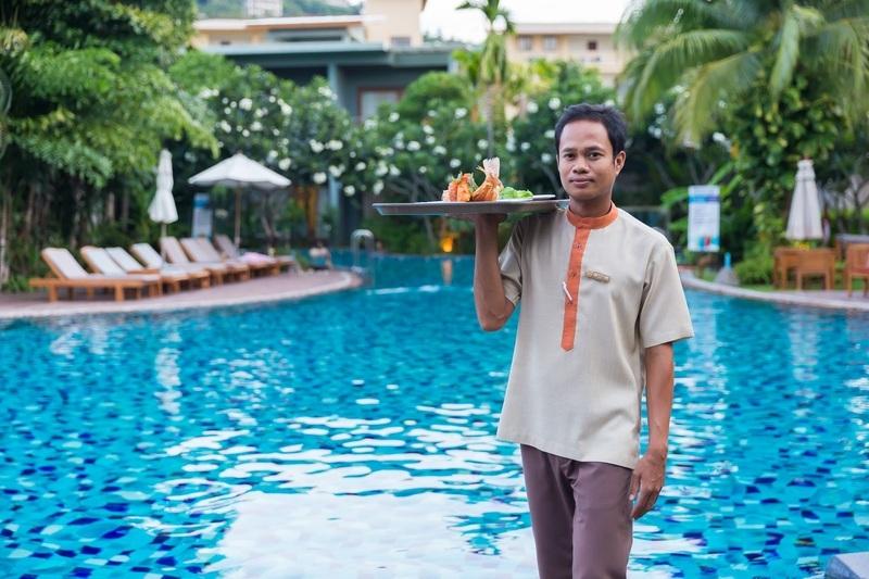 Metadee Resort & Villas (متادی ریزورت و ویلاس)  Bar