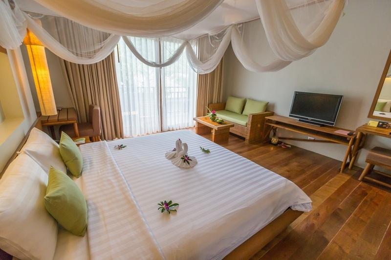 Metadee Resort & Villas (متادی ریزورت و ویلاس)  Room