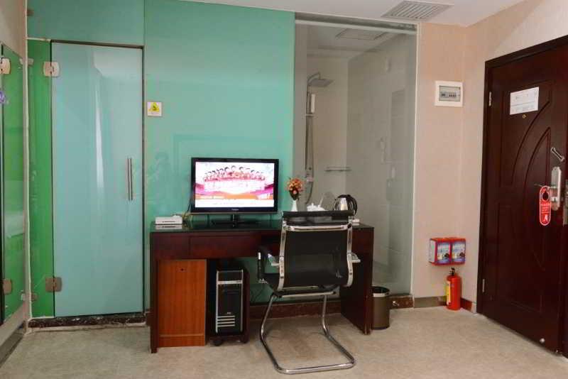 Xinghe Hotel Guangzhou Railway Station Branch (جینگه هتل گوانگژو ریلوی استیشن برانچ)  Room