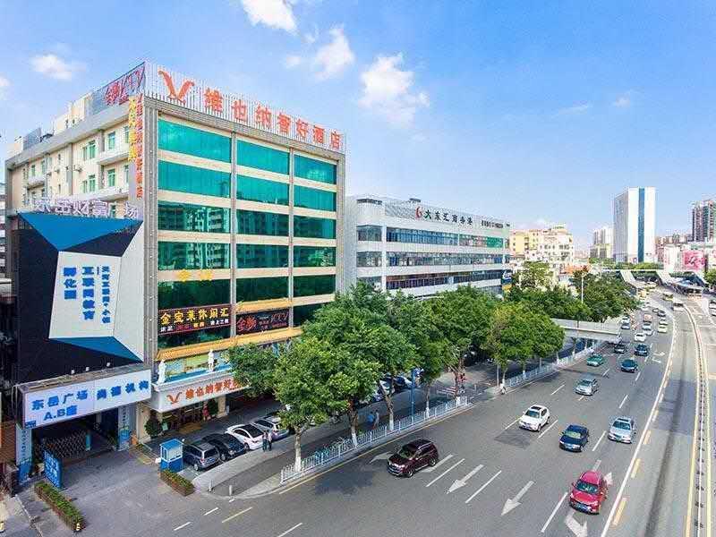 Vienna Classic Hotel Zhongshan Ave Tangxia Branch (وین كلاسیك هتل ژونگشان آو تانگکسیا برانچ)  General view