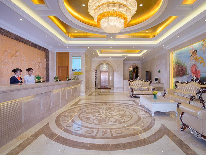 Vienna Classic Hotel Zhongshan Ave Tangxia Branch (وین كلاسیك هتل ژونگشان آو تانگکسیا برانچ)  Lobby