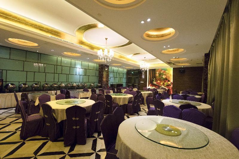 Vienna Classic Hotel Zhongshan Ave Tangxia Branch (وین كلاسیك هتل ژونگشان آو تانگکسیا برانچ)  Restaurant