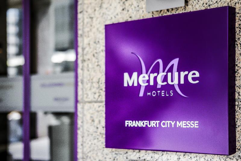 Mercure Frankfurt City Messe (مركور فرانكفورت سیتی مس)  General view