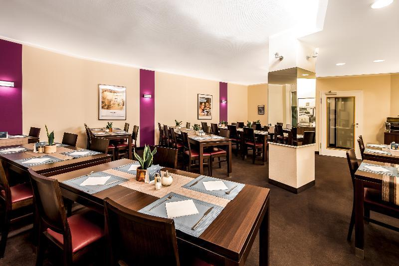 Mercure Frankfurt City Messe (مركور فرانكفورت سیتی مس)  Restaurant