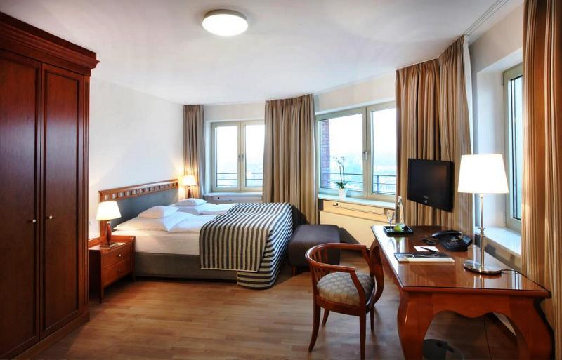 Lindner Hotel & Residence Main Plaza (لیندنر هتل و رزیدنس مین پلازا)  Room