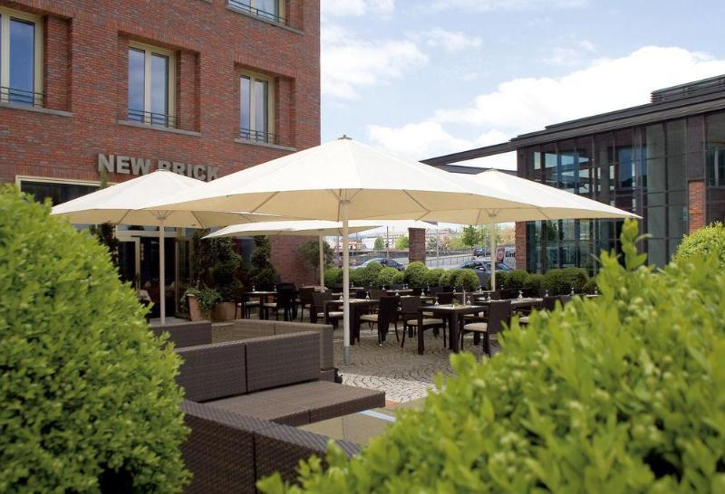 Lindner Hotel & Residence Main Plaza (لیندنر هتل و رزیدنس مین پلازا)  Terrace