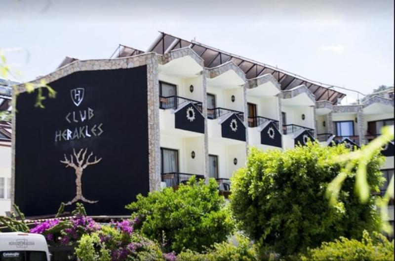 Club Herakles Hotel (كلوب هراكلس هتل)  General view