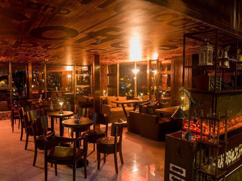 James Joyce Coffetel (tianhe Bei) (جامس جویس كوفتل (تیانه بی))  Restaurant