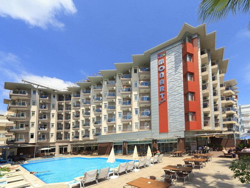 Monart City Hotel (مونارت سیتی هتل)  General view