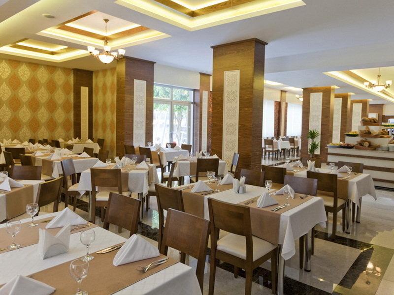 Monart City Hotel (مونارت سیتی هتل)  Restaurant
