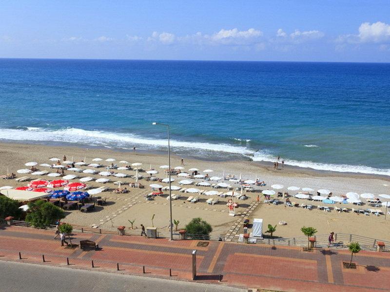 Monart City Hotel (مونارت سیتی هتل)  Beach