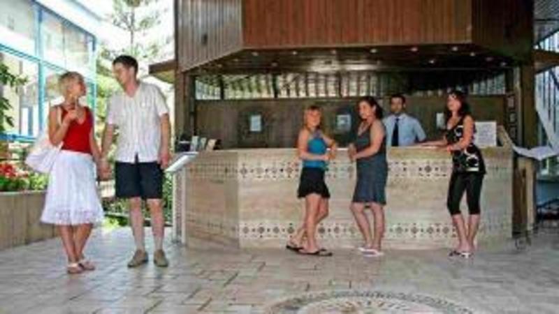 Elysee Garden Family Hotel (الیسی گاردن فامیلی هتل)  Lobby