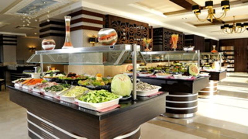Corolla Hotel (كورولا هتل)  Restaurant