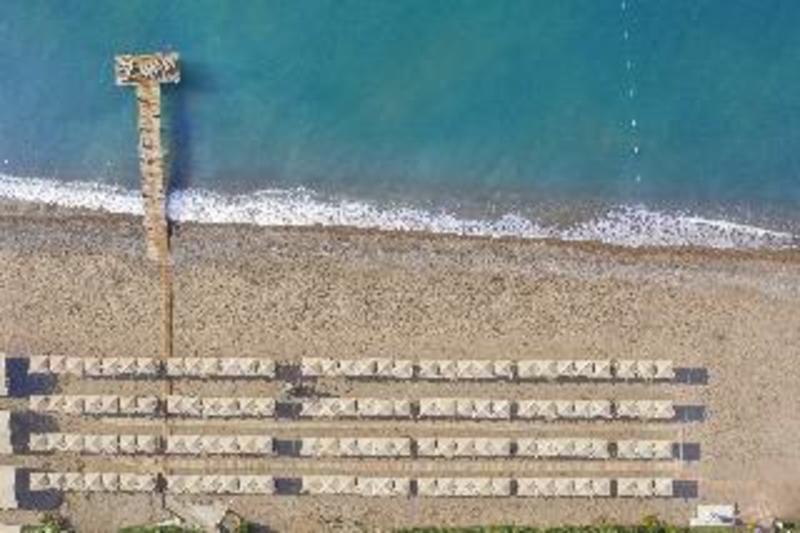 Sherwood Dreams Resort All Inclusive (شروود دریمس ریزورت آل اینكلوسیو)  Beach