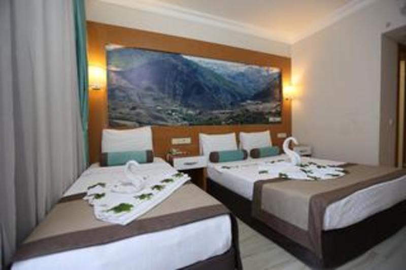 Blue Sky Hotel All Inclusive (بلو اسکای هتل آل اینكلوسیو)  Room