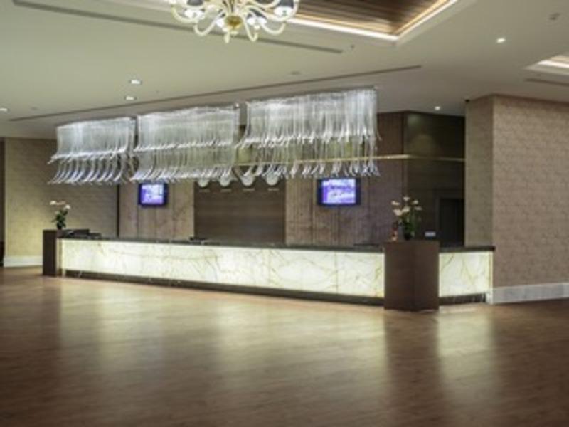 Alva Donna World Palace Hotel (آلوا دونا وورلد پالاس هتل)  Lobby