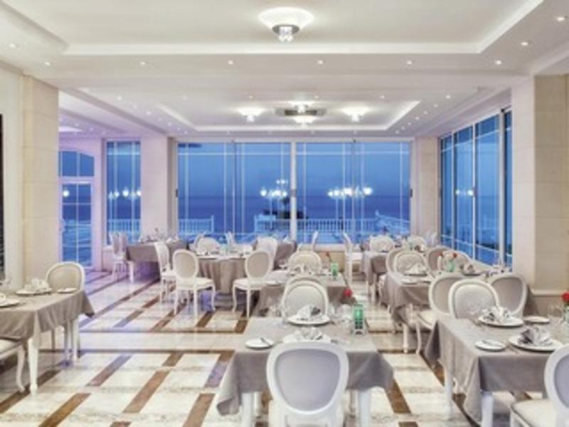 Alva Donna World Palace Hotel (آلوا دونا وورلد پالاس هتل)  Restaurant