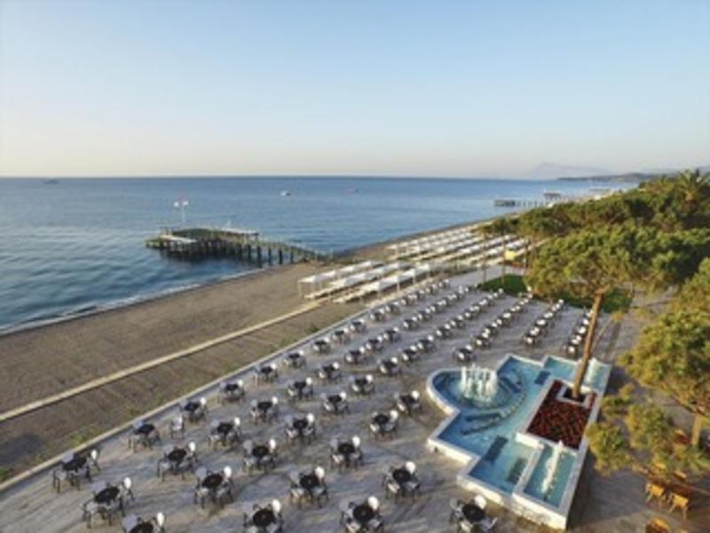 Alva Donna World Palace Hotel (آلوا دونا وورلد پالاس هتل)  Beach