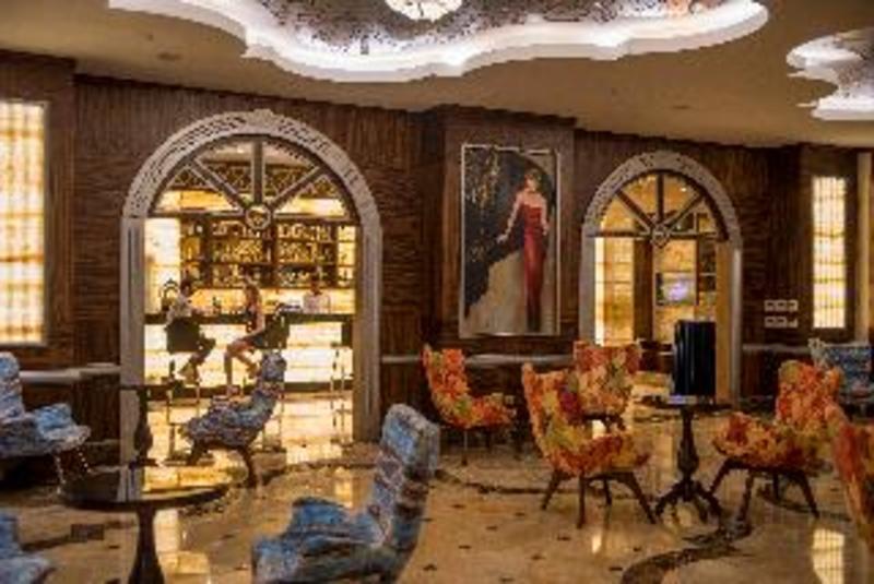 Oz Hotels Sui All Inclusive (اوز هتل سوی آل اینكلوسیو)  Lobby