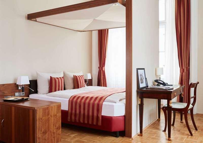 Derag Livinghotel An Der Oper (دراگ لیوینگهوتل آن در اوپر) Guest room