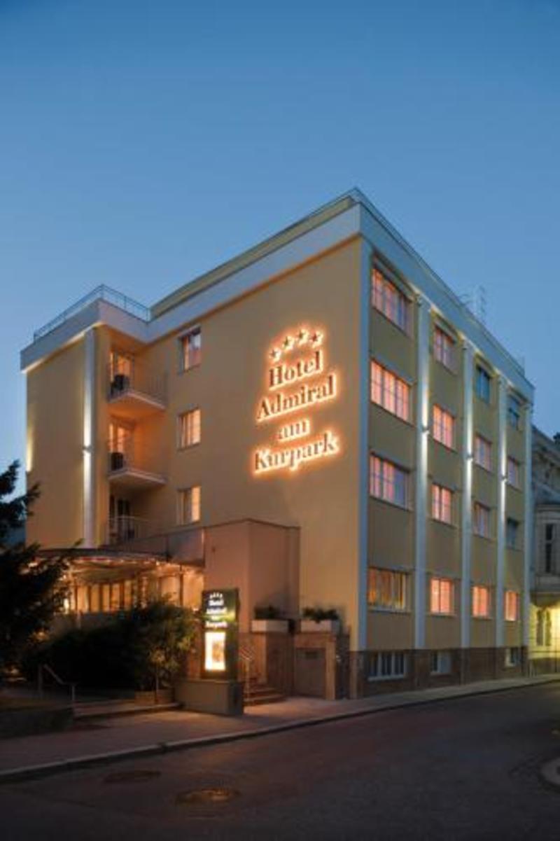 Hotel Admiral Am Kurpark (هتل آدمیرال آم كورپارك)