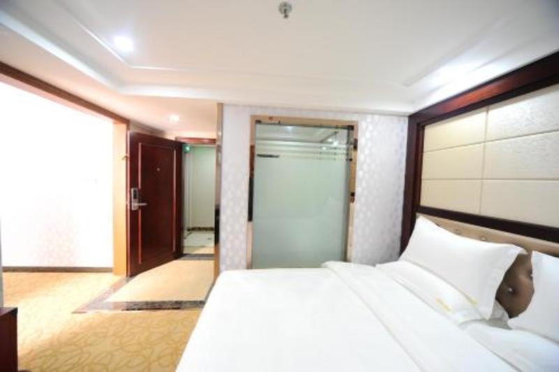 Yimi Hotel Guangzhou Railway Station Branch (ییمی هتل گوانگژو ریلوی استیشن برانچ)