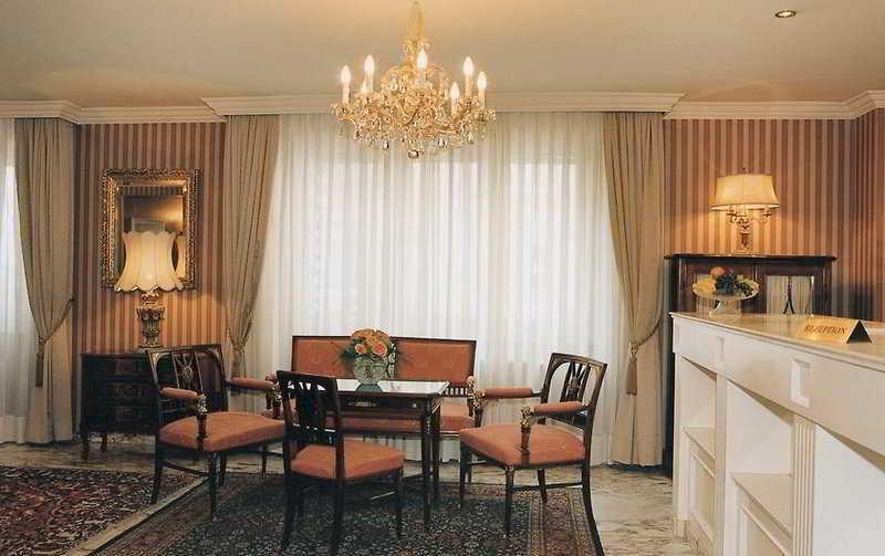 Savoy Garni (ساووی گارنی)  Lobby