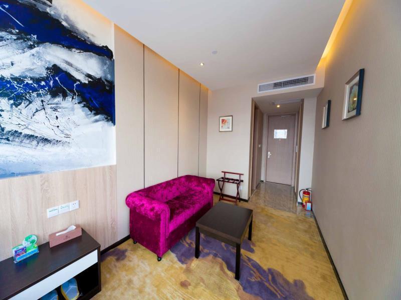 Xiang Linhai Boutique Business Hotel (جیانگ لینهی بوتیک بیزنس هتل)