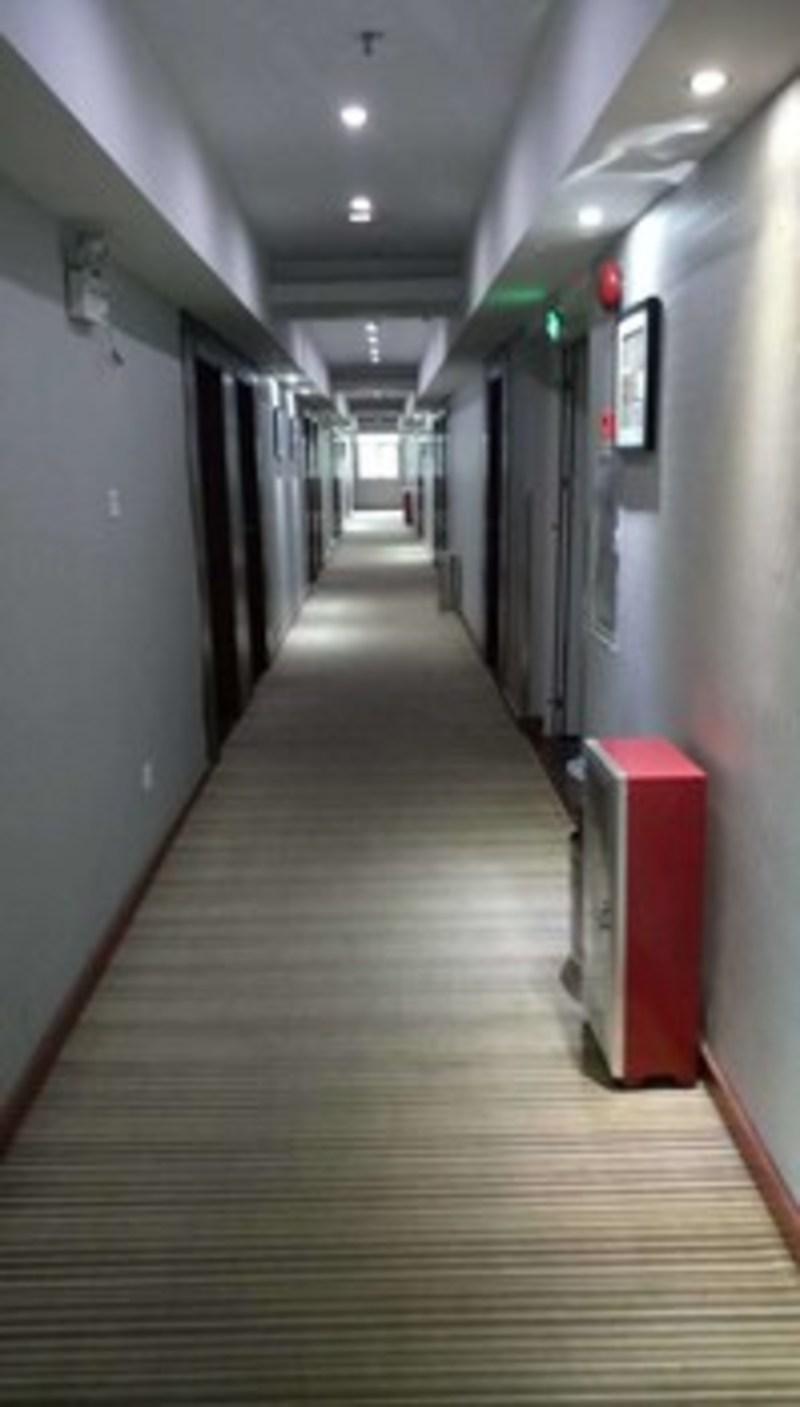 Shanshui Trends Hotel Pazhou Branch (شانشوی ترندس هتل پاژو برانچ) Hallway