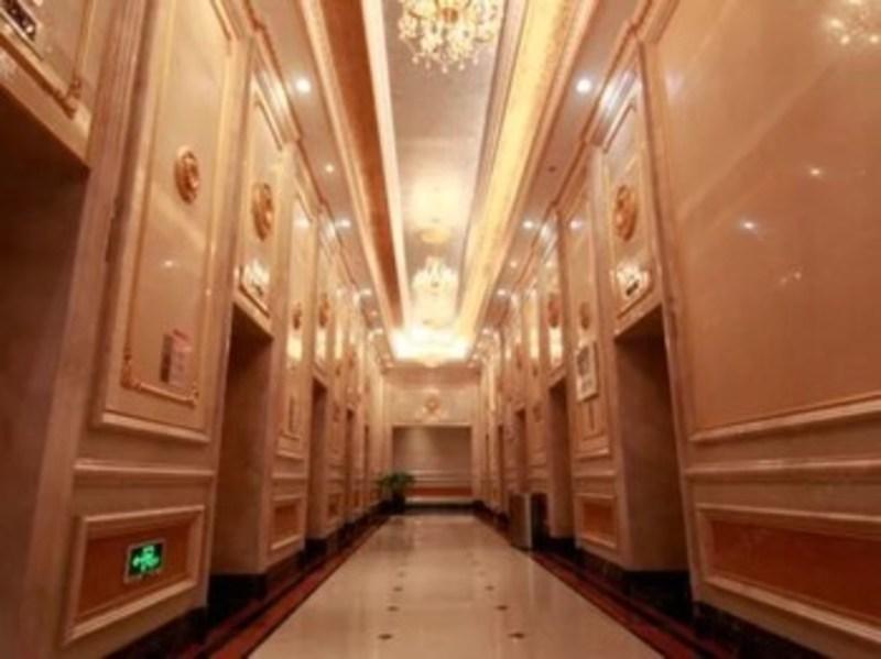 Yumi Apartment Panyu Wanda Sq Branch (یومی آپارتمان پانیو واندا اسک برانچ) Hallway