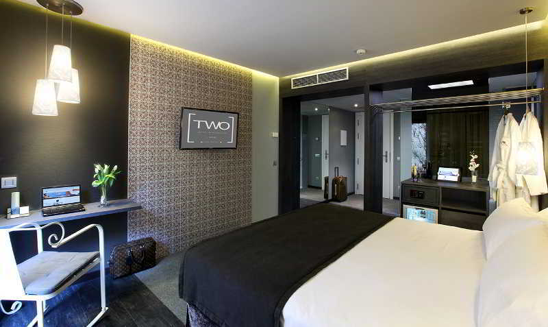 Two Hotel Barcelona By Axel Room