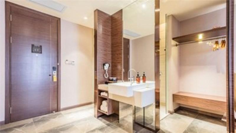 Ceramik Hotel Wanda Branch (كرامیك هتل واندا برانچ) Bathroom