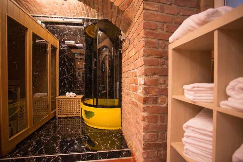 Best Western Plus Hotel Arcadia (بست وسترن پلاس هتل آركادیا)  Sauna