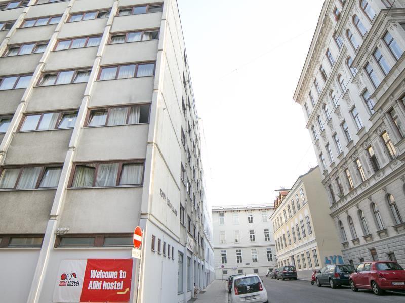 Alibi Hostel Vienna (آلیبی هاستل وین)