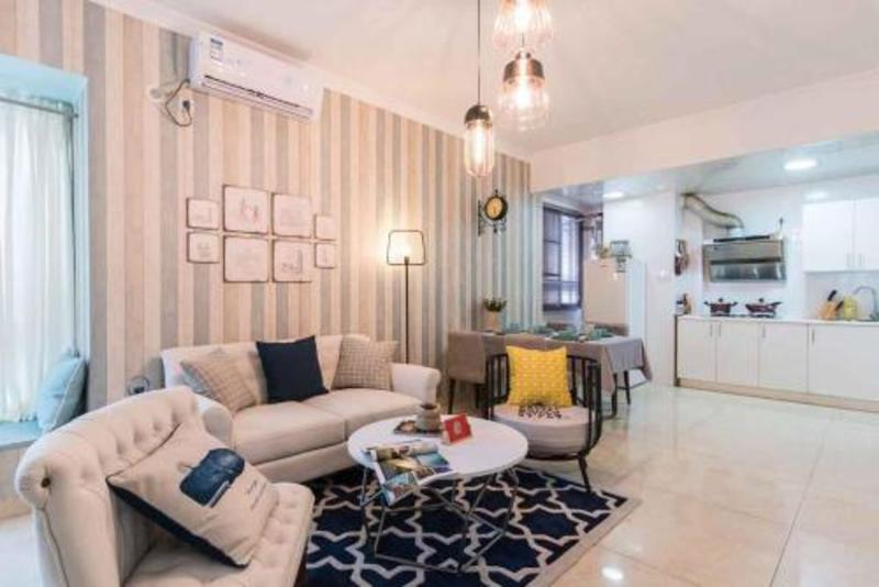Xinsheng Road Stylish And Cozy Apartment 00115670 (جینشنگ رواد استیلیش اند كوزی آپارتمان ۰۰۱۱۵۶۷۰)