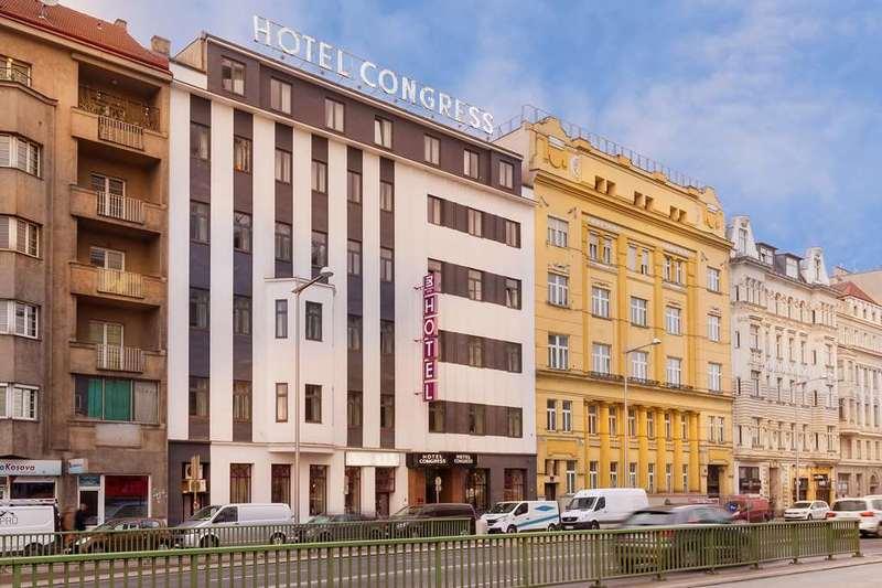 Novum Hotel Congress Wien (نوووم هتل كونگرس وین) Exterior view