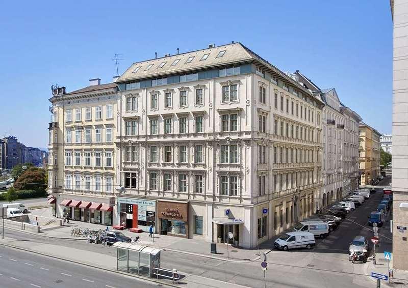 Derag Livinghotel An Der Oper (دراگ لیوینگهوتل آن در اوپر) Exterior