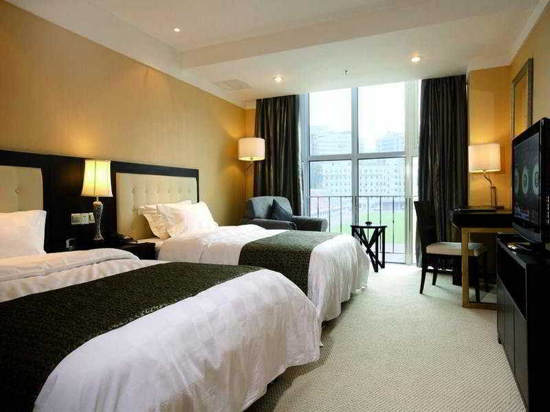 Beijing Xihua Hotel (پکن جیهوا هتل)  Room
