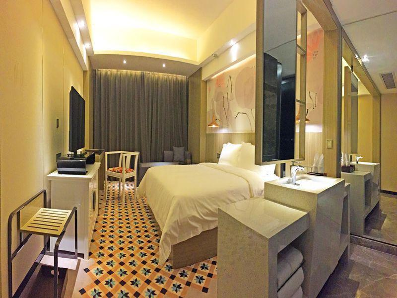 Paco Hotel Guangzhou Tianhe North Shuiyin Road (پاكو هتل گوانگژو تیانه نورت شوییین رواد)