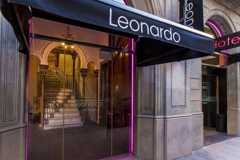 Leonardo Hotel Barcelona Las Ramblas