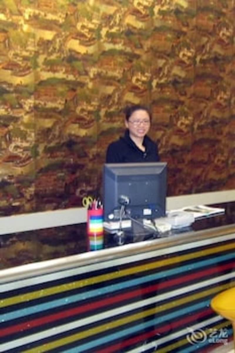 Guangzhou Tianhe Guangshun Hotel Lobby