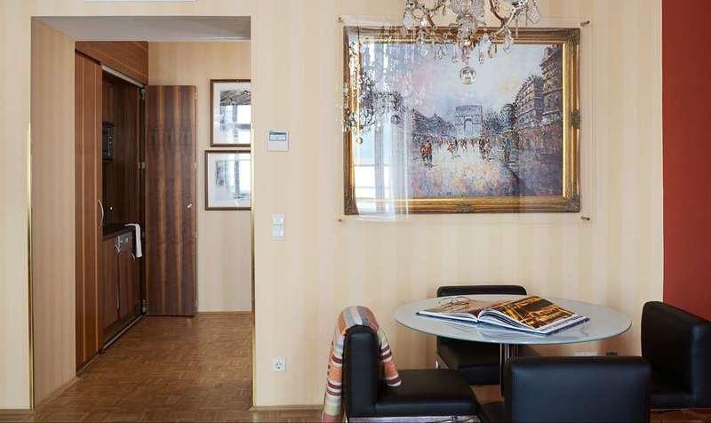 Derag Livinghotel An Der Oper (دراگ لیوینگهوتل آن در اوپر) Executive Suite