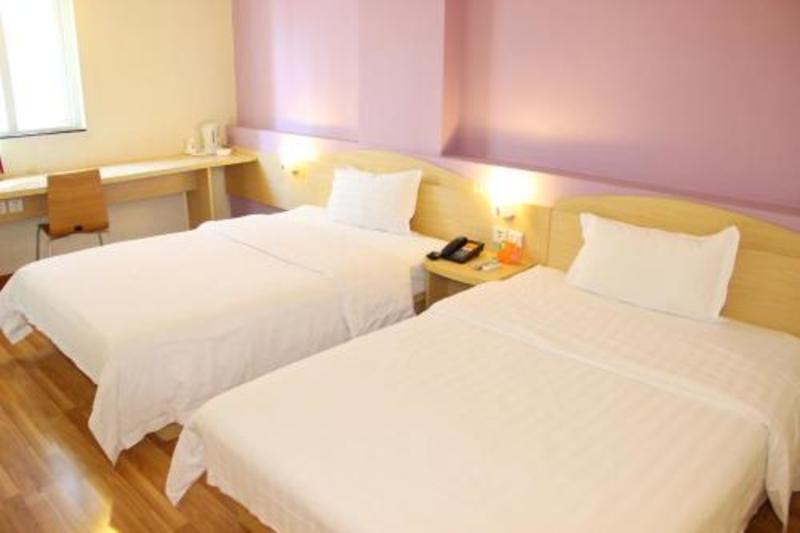 7 Days Inn Beijing New Palace Mrt Wanda Plaza (۷ دیس این پکن نیو پالاس مرت واندا پلازا)