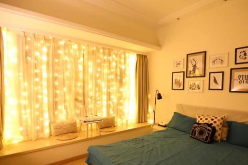 Cozy Apartment Chimelong Resort Wanda Plaza (كوزی آپارتمان چیملونگ ریزورت واندا پلازا)