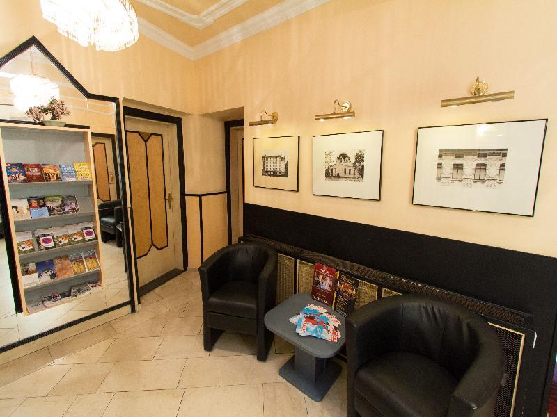 Klimt Hotel & Apartments (كلیمت هتل و آپارتمنتس)  Lobby